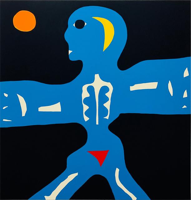 , 'Sun Moon Bone,' 2019, V1 Gallery