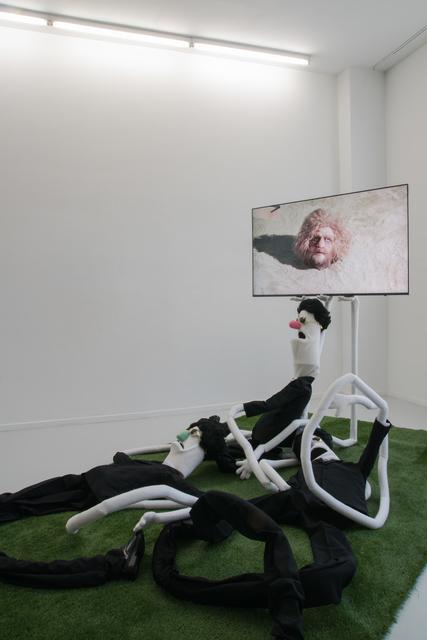 Nathaniel Mellors and Erkka Nissinen, 'Bad Mantra (from the Aalto Natives series)', 2018, Ellen de Bruijne Projects