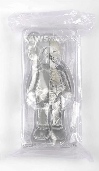 KAWS, 'Companion Mono (Flayed)', 2016, Sculpture, Painted Cast Vinyl, Lougher Contemporary
