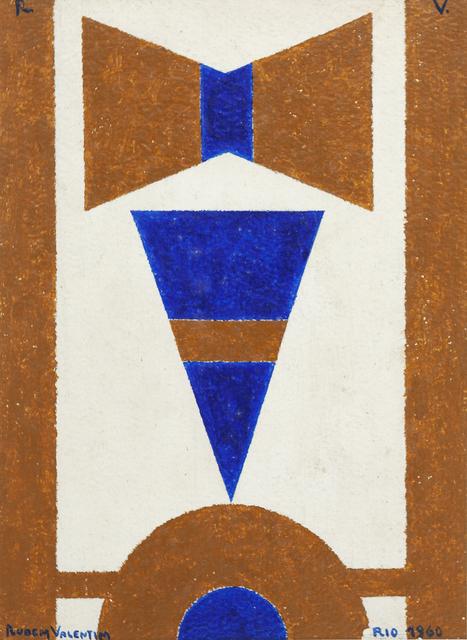 Rubem Valentim, 'Untitled', 1960, Galeria Frente