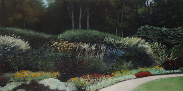 , 'Lulled in these Flowers,' 2001, Charles Nodrum Gallery