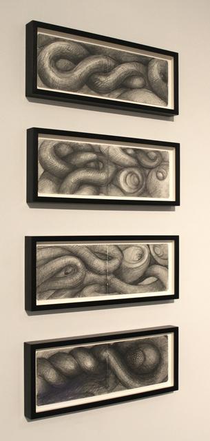 , 'Entera I - IV,' 2013, Galerie Huit
