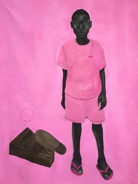 NO MARTINS, 'PUBLIC ENEMY IV', 2019, ELA - Espaço Luanda Arte