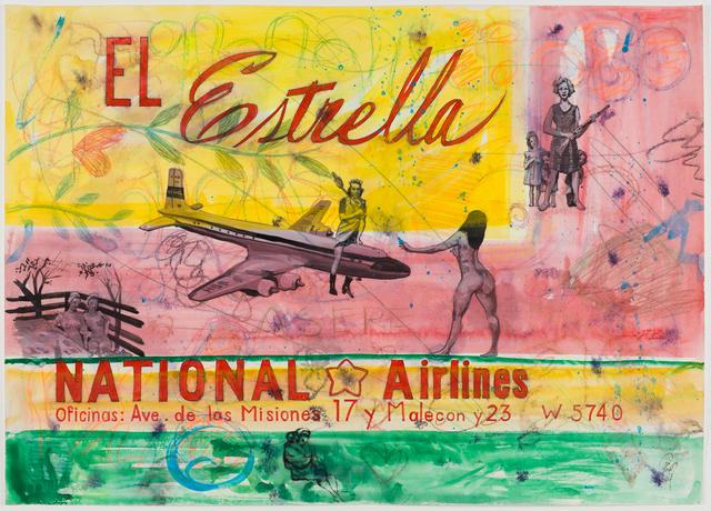 , 'Vedado (No. 30),' 2006, Track 16 Gallery