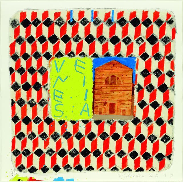 , 'Stones of Venice San Pantalon, Veniesia,' 2012, Alan Cristea Gallery