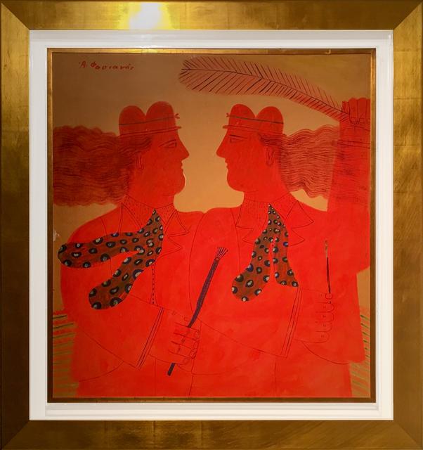 Alekos Fassianos, 'Untitled', 1992, Mamush Gallery