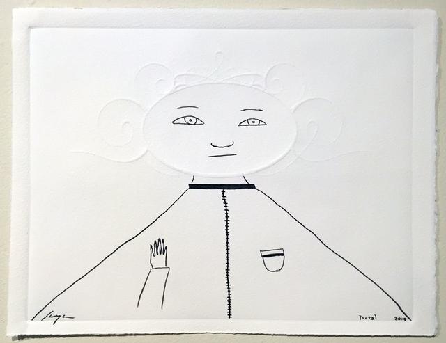 , 'Portal,' 2015, G. Gibson Gallery