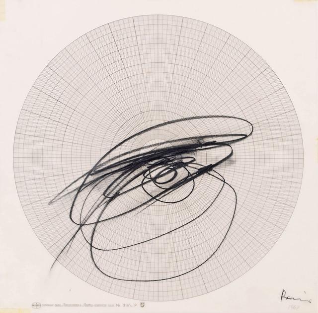 , 'o.T.,' 1967, Galerie Christophe Gaillard