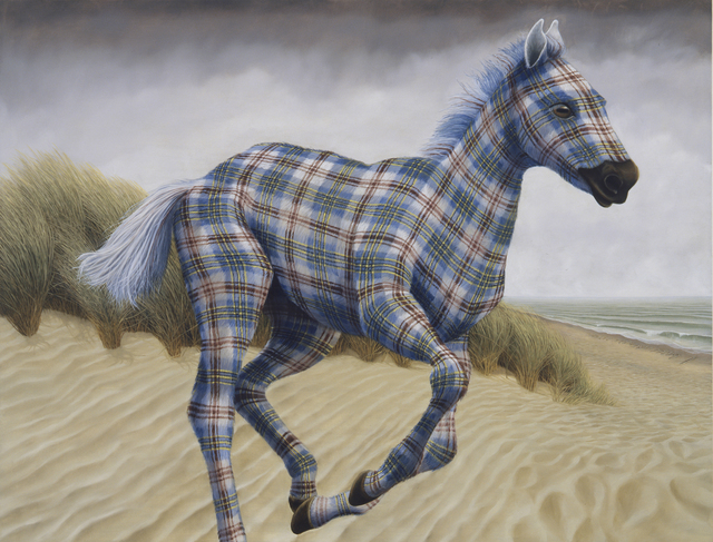 , 'Performance Becomes Reality (Pony),' 2014, Petzel Gallery