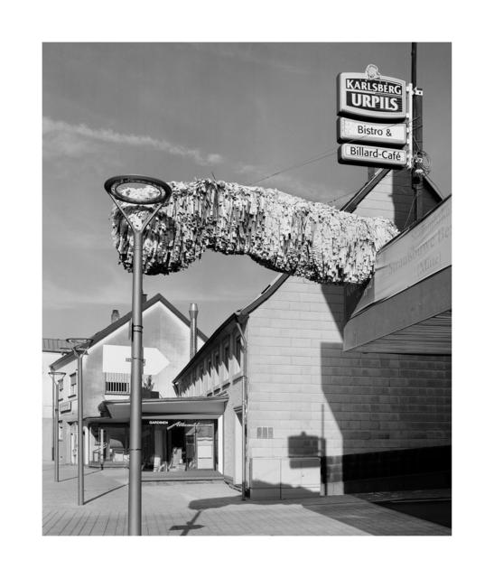 , 'Kleinstadt#61,' 2015, Robert Morat