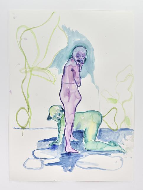 , 'C'est pas grave #11,' 2018, Galerie Thomas Bernard