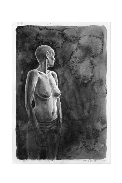 , 'Woman,' 2014, Galerie Ron Mandos