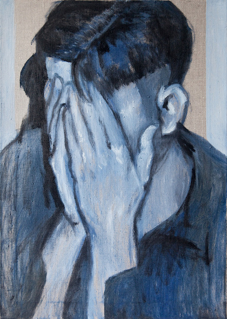 Andrey Anro, 'The closed face ', 2014, A & V Art Gallery