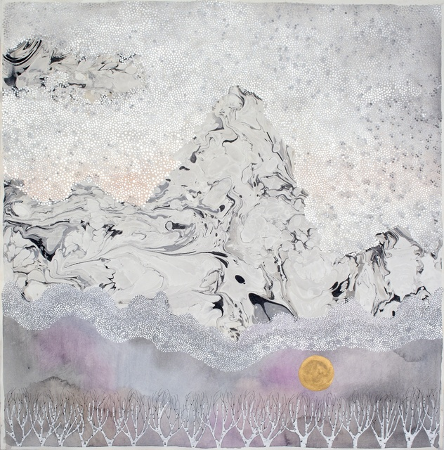 , 'the mountains, 'the wait',' 2016, Hosfelt Gallery