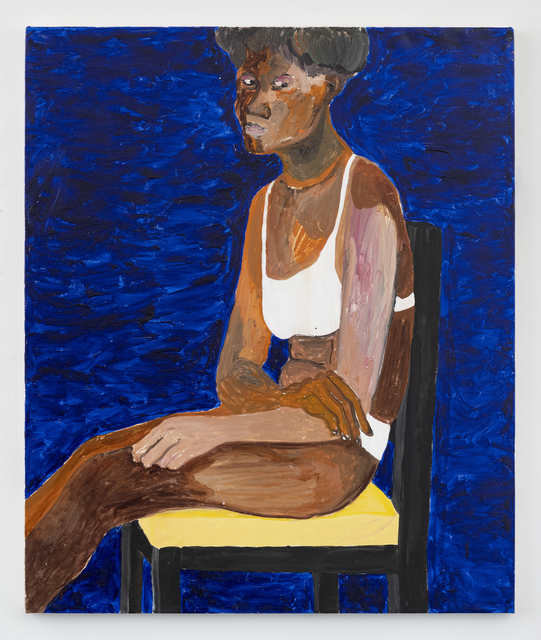 Gideon Appah, 'Most Precious', 2020, Painting, Oil and acrylic on canvas, Mitchell-Innes & Nash
