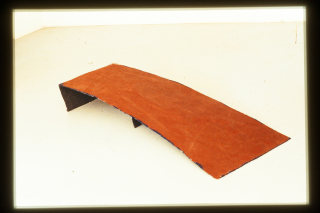 , 'Ramp,' 1975-1983, unttld contemporary