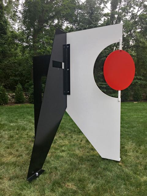 Moises Morgenstern, 'Red Eye ', 2018, Ai Bo Gallery