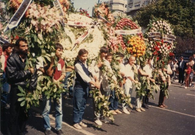 , 'Didar Şensoy funeral,' September 5-1987, SALT