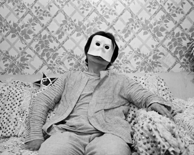 , ' Venice Mask/ Jet Lag,' 2009, °CLAIR Galerie