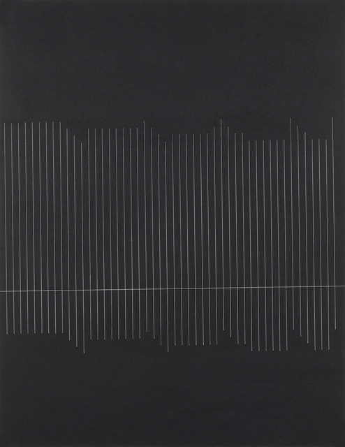 , '12 E 59 10 KV 575,' 1979, Zeit Contemporary Art