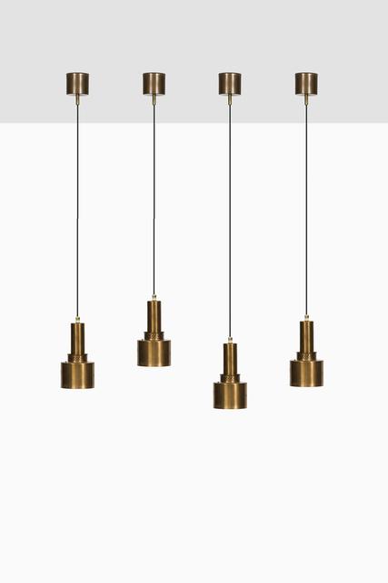 , 'Hans-Agne Jakobsson ceiling lamps model T-292,' 1958, Studio Schalling