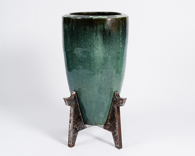 , 'Ceramic Urn,' ca. 2010, Maison Gerard