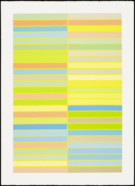 John Guthrie, 'Between Winds', 2018, Elizabeth Clement Fine Art
