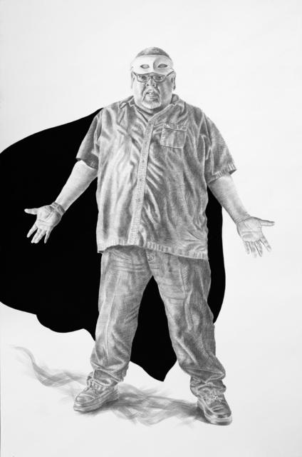 , 'Entrale,' 2015, Coagula Curatorial