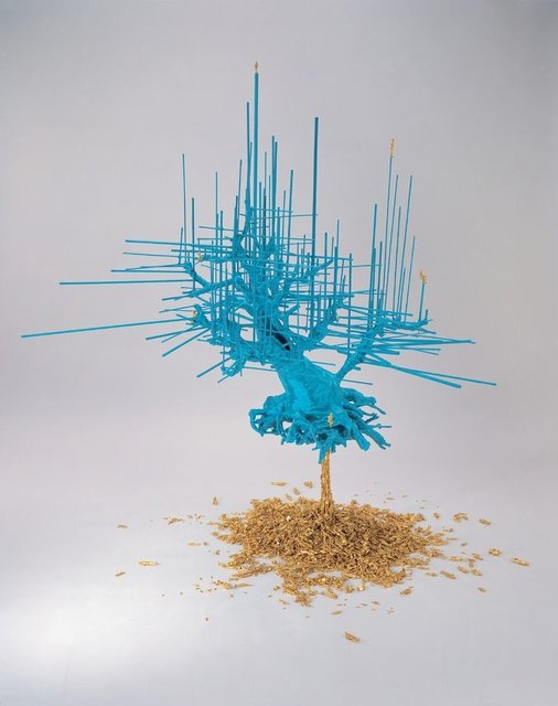 , 'Blue Infrastruture,' 2013, NUNU FINE ART