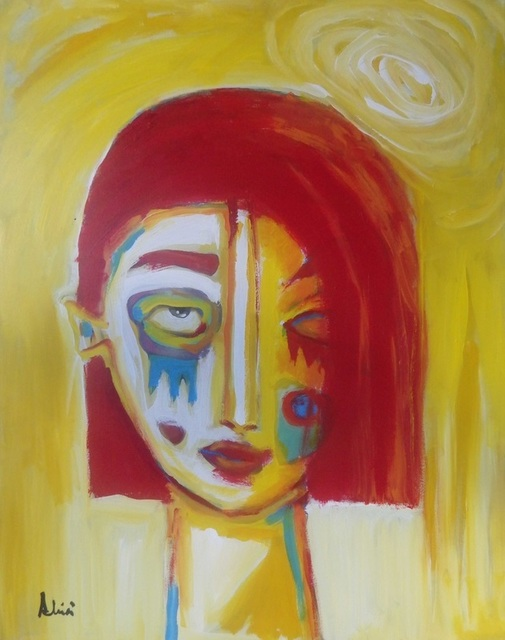 Manuel Adria, 'Mikaela', Galleria Dante