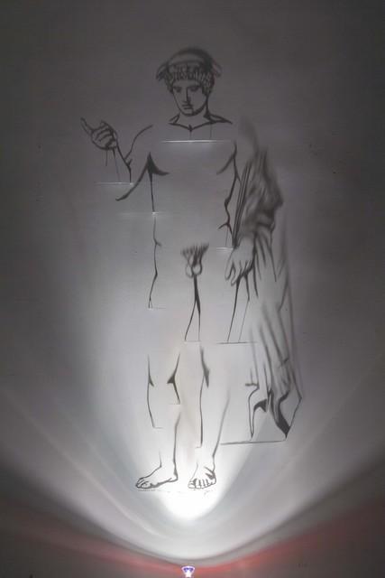 , 'Hermes Ludovisi,' 2015, Anna Marra Contemporanea