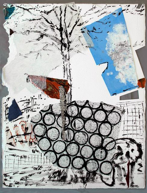 , 'Blue Sky,' 2016, ArtCN