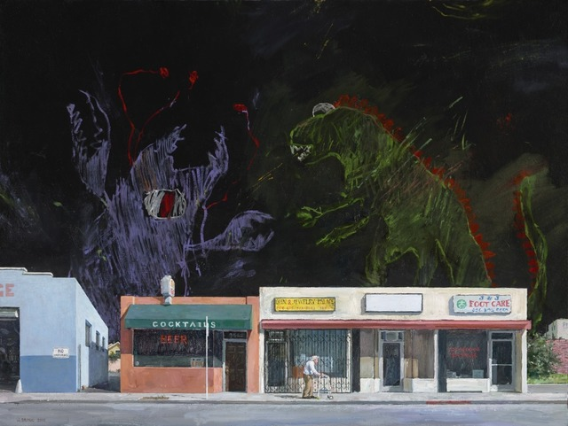 , 'Then,' 2015, ARCADIA CONTEMPORARY