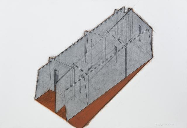 """, '""""Fortress 5"""",' 2011, Krokin Gallery"""