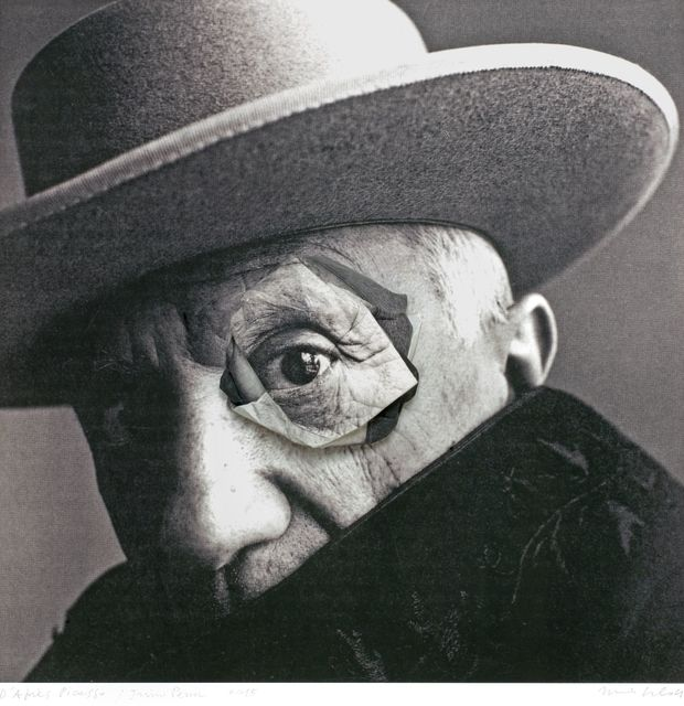 , 'D'aprés Picasso (Irving Penn),' 2015, MLB Home Gallery