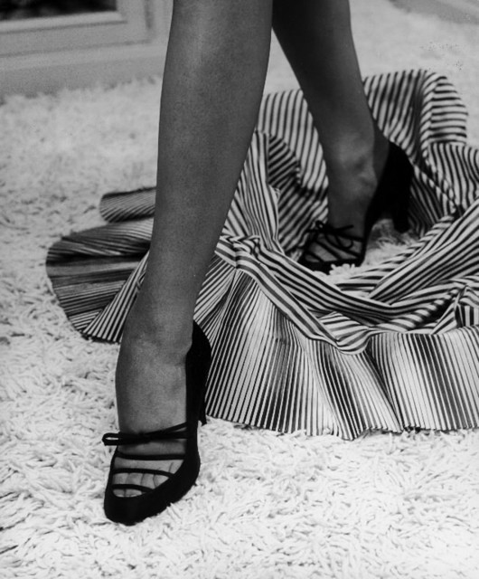 Nina Leen, 'New Shoes', 1948, Contessa Gallery
