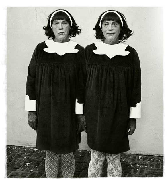 , 'Diane Arbus / Identical Twins, Roselle, New Jersey (1967),' 2014, Yancey Richardson Gallery