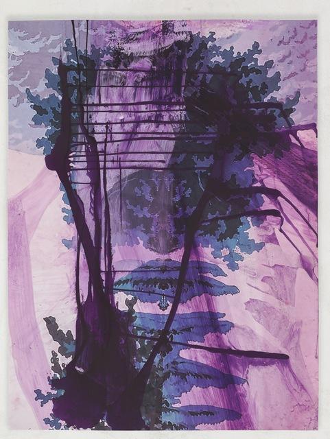 , 'Walt Whitman III (Waterfall),' 2016, Circle Culture Gallery