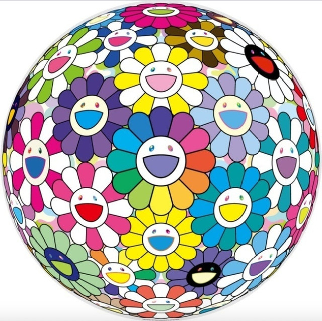 Takashi Murakami, 'Prayer at the Festival', 2018, Upsilon Gallery