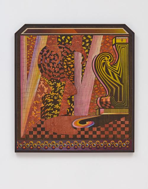 , 'Fall Window / Monitor,' 2018-2019, David Kordansky Gallery