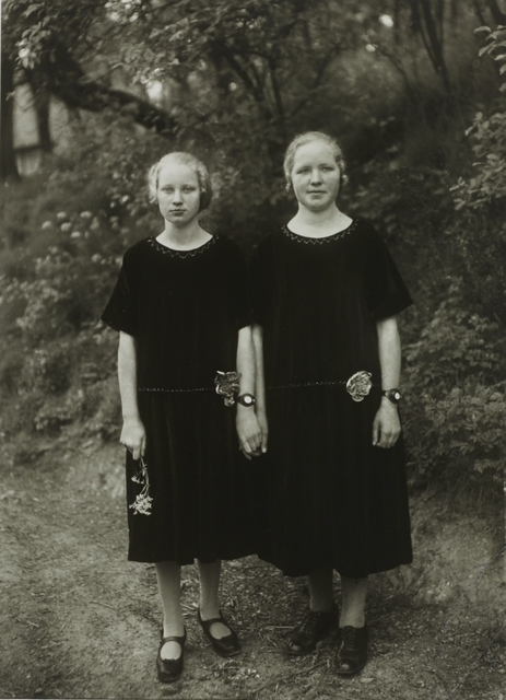 , 'I/1/6 Country Girls,' 1925, Galerie Julian Sander