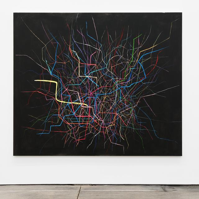 , 'Passing #2,' 2018, Altman Siegel