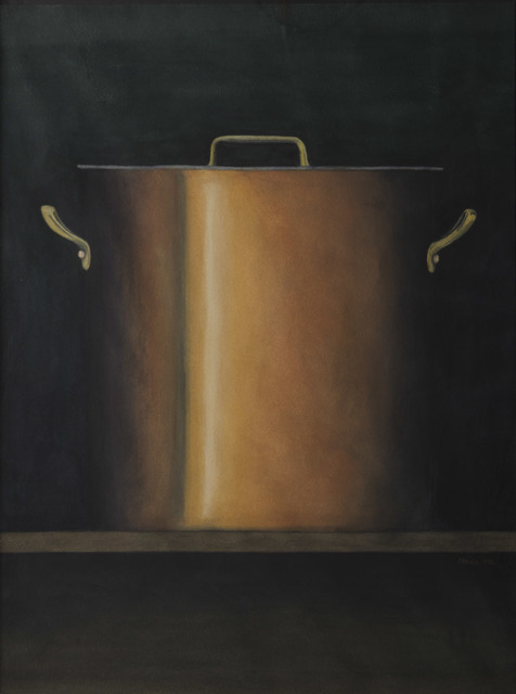 Maceo Mitchell, 'Untitled (Copper Pot)', 1982, Hieronymus