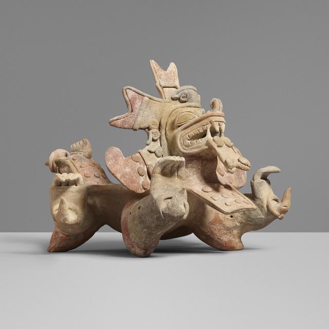 'Ritual vessel', Design/Decorative Art, Earthenware, Rago/Wright