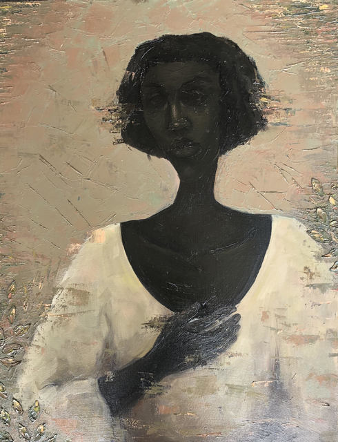 Chidinma Nnoli, 'Mother (Nne)', 2020, Painting, Oil on Canvas, Rele