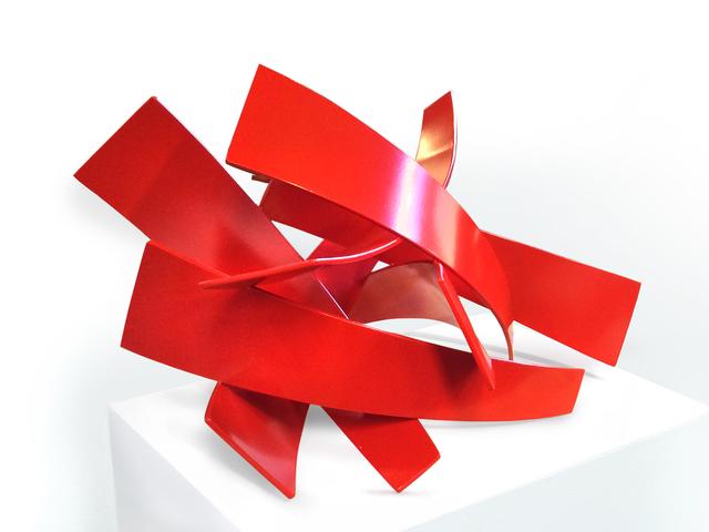 Matt Devine, 'Untitled Red Study #2', Diehl Gallery