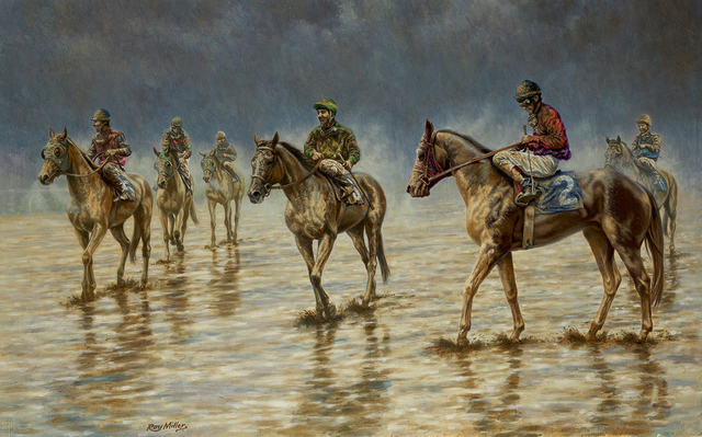 , 'The Day the Rains Came,' , Questroyal Fine Art