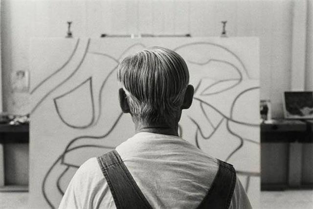 , 'Willem de Kooning,' 1985, Pace/MacGill Gallery