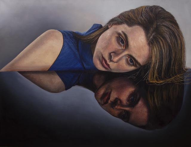 , 'Mirror Stage II,' 2018, Josef Filipp Galerie