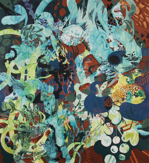 , 'Puzzles and Pagans,' 2015, Pierogi
